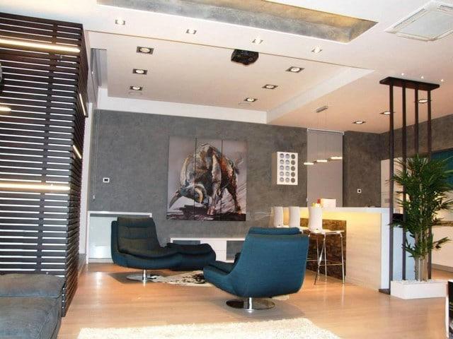uređenje stana boje zidova