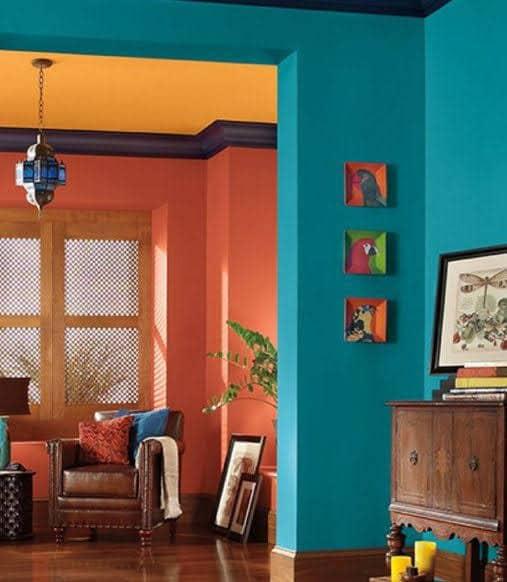 akrilne boje za zidove